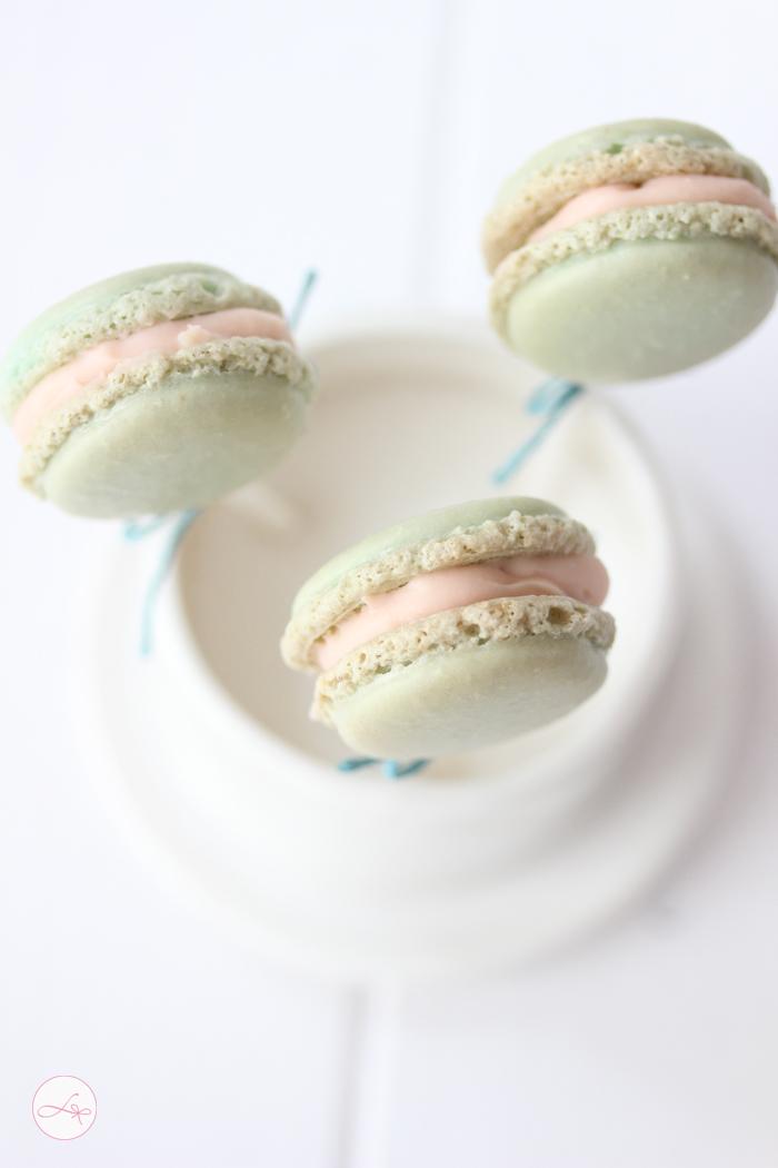 Macarons mit Pariser Creme