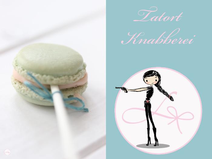 Macaron mit Pariser Creme