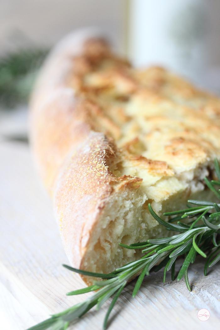 Walnuss Kartoffel Brot