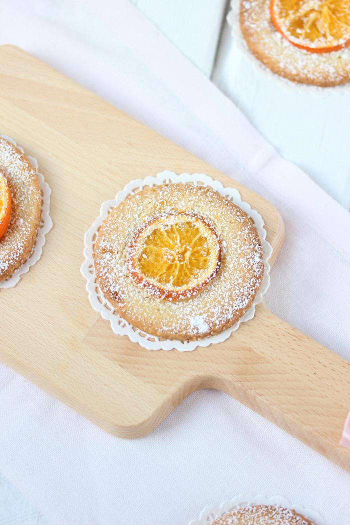 Mandarinen Cookies