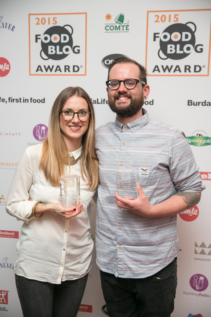 food blog award