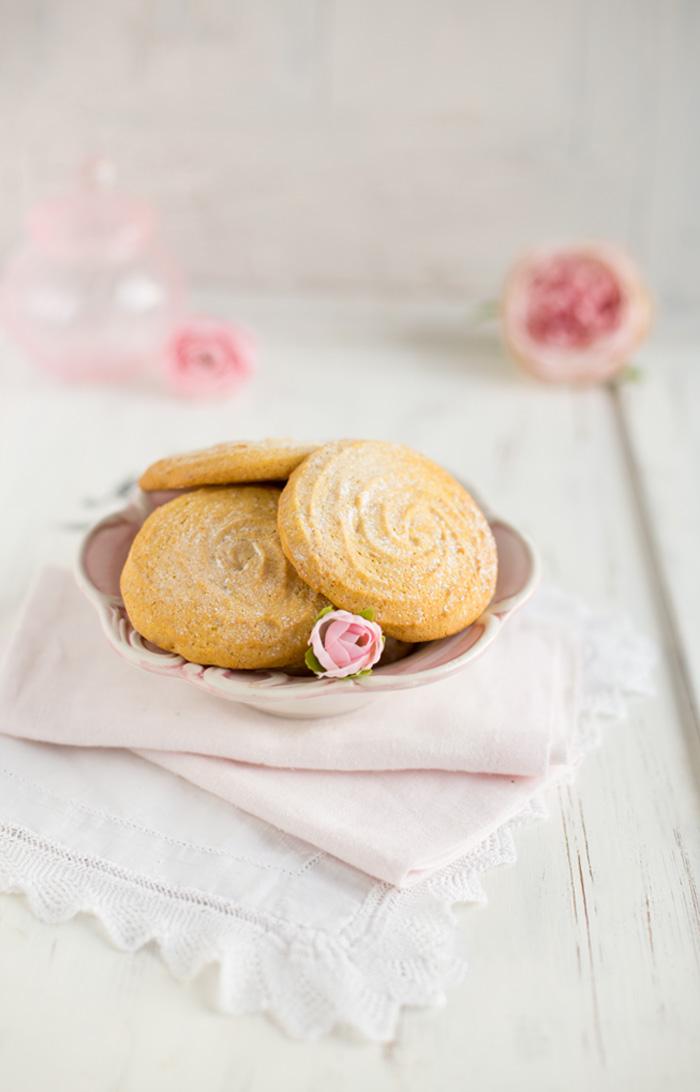 Butter-Kürbis-Cookies