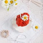 Erdbeer Sorbet_