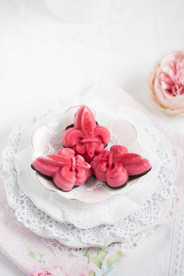 Französische Kirsch Lilien