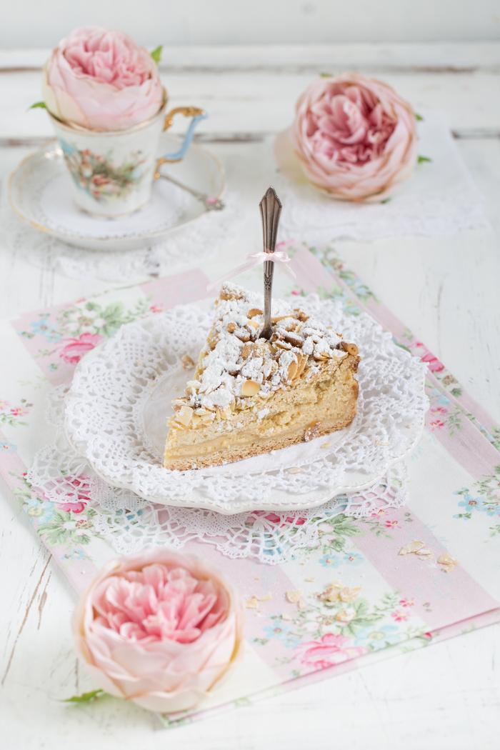 Italienischer Mandelkuchen