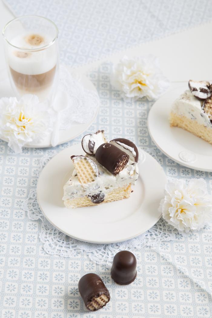 Schoko Kuss Torte