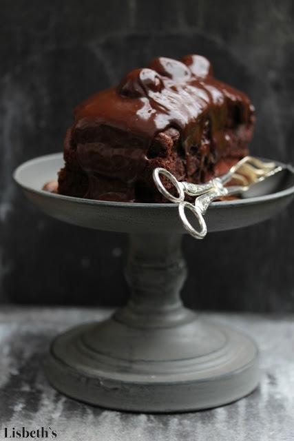 Maronen Schokoladen Tarte
