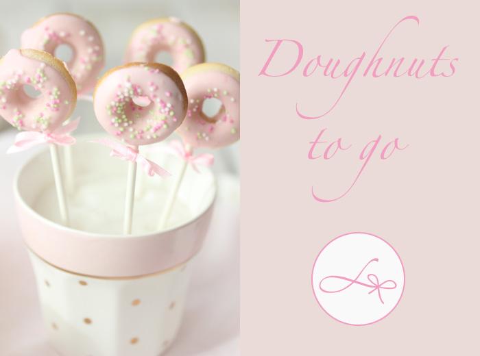 Doughnuts to go