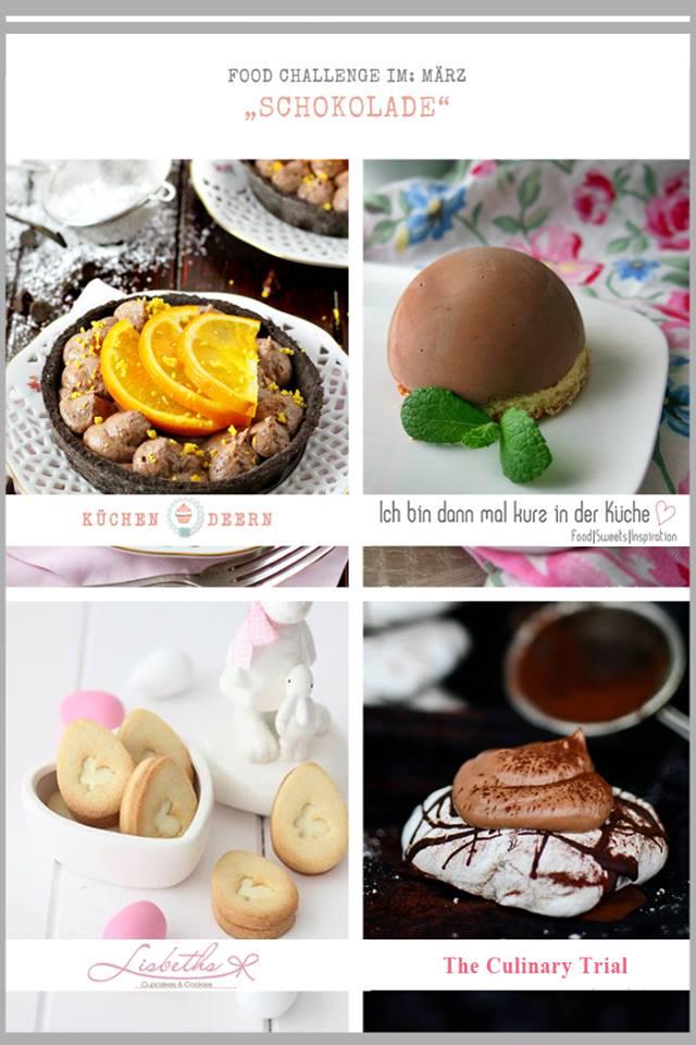Schokoladen Butterkekse {Hasenliebe}