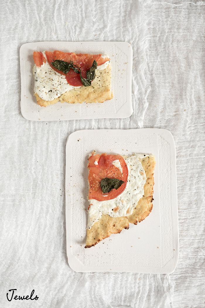 Blumenkohl Pizza