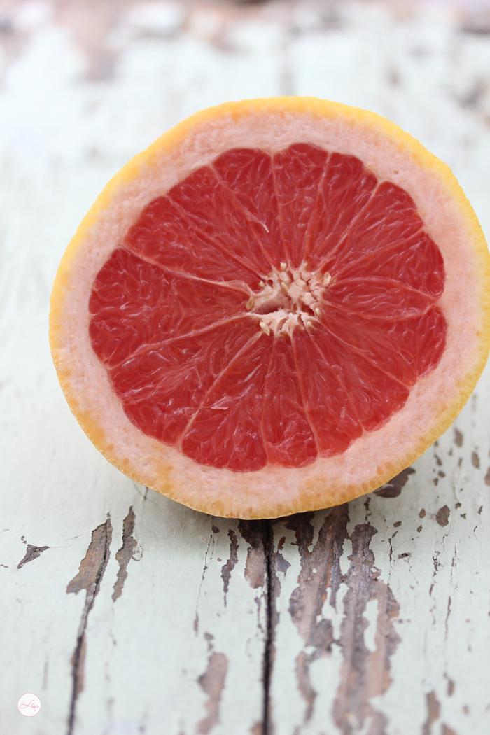 Aprikosen Grapefruit
