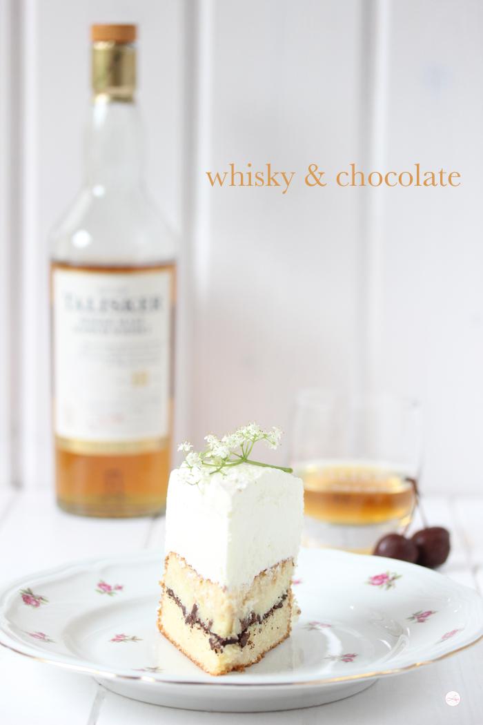 Whisky Torte