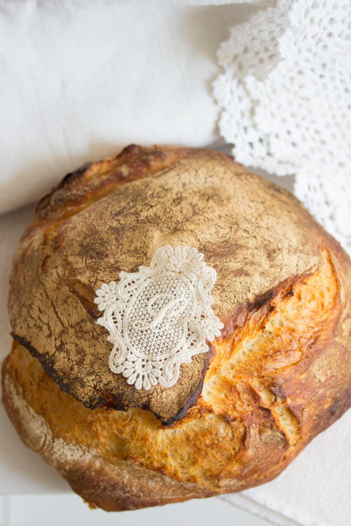 Brot aus der Cocotte