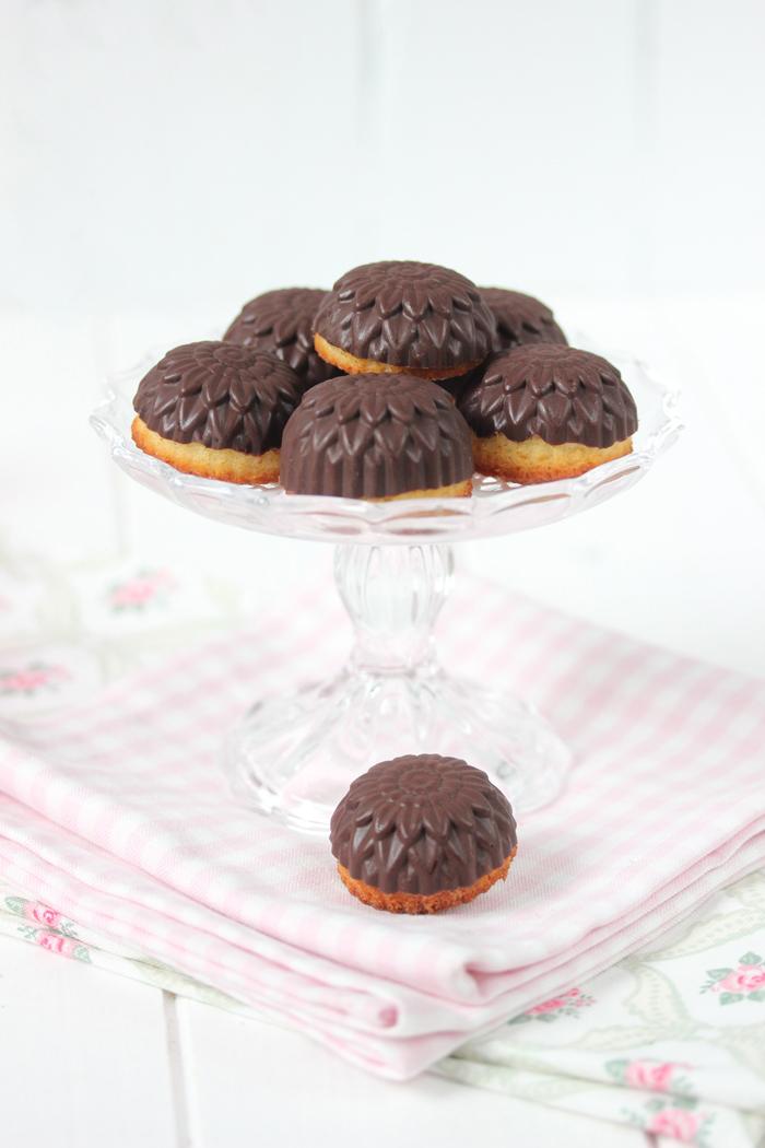 Schokoladen Mandarinen Blümchen