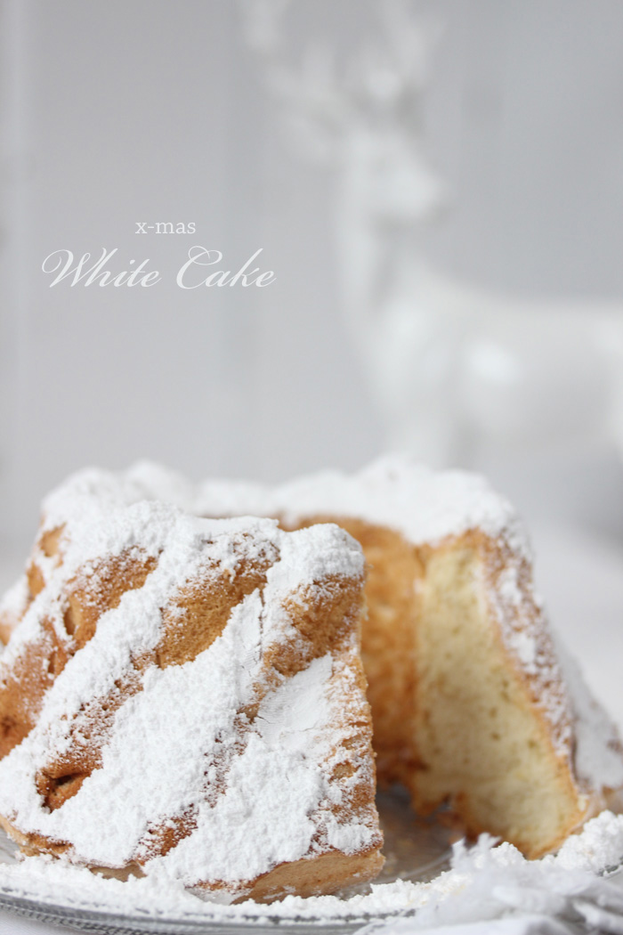 White Cake {Call Me Gugl Biscuit;}