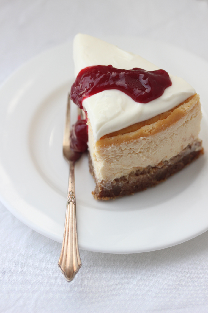 Der wohl cremigste Cheesecake aller Zeiten