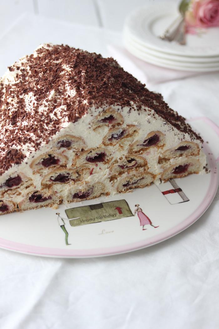 Kirsch – Sahne – Torte