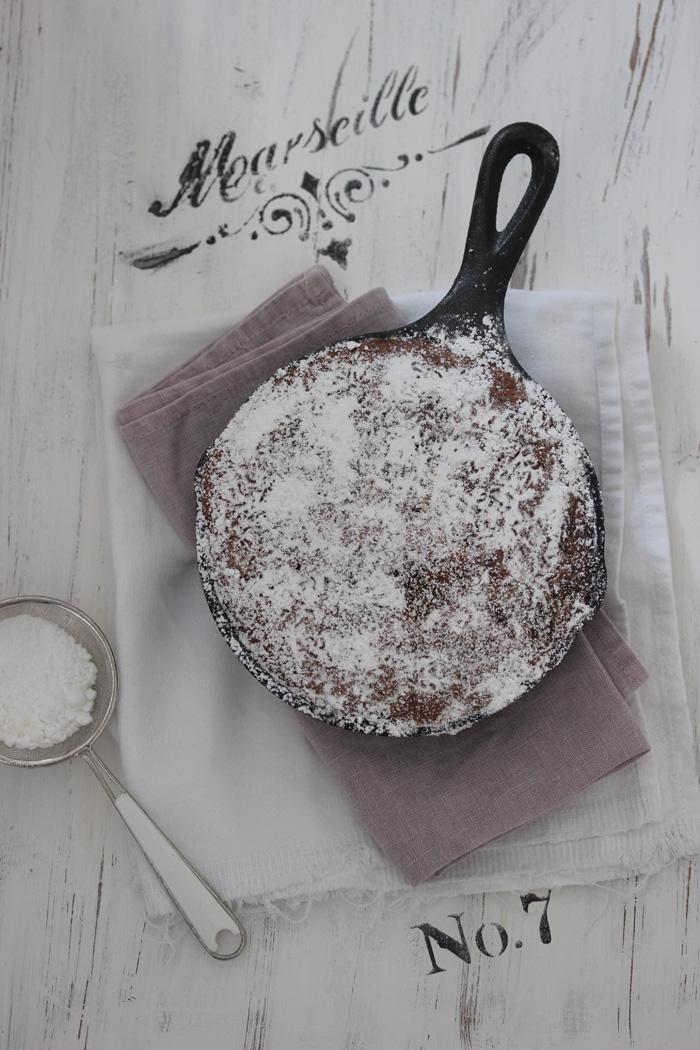 Pfannen Kuchen