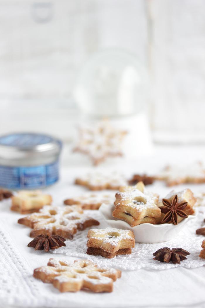 Cookies-mit-Ganache