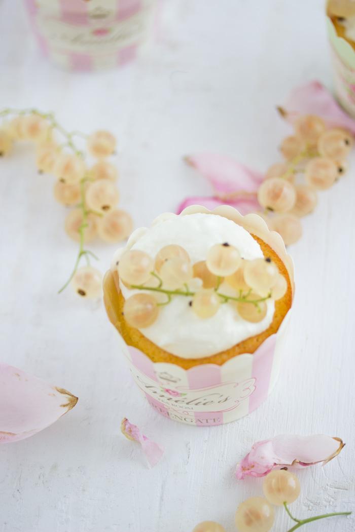 Limoncello-Cupcake