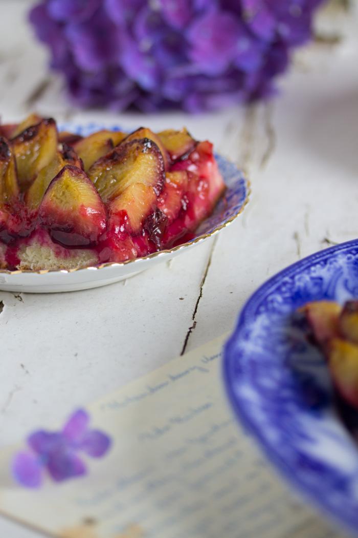Zwetschgenkuchen nach Omas Art
