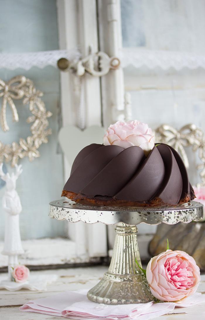 Schokoladen Käsekuchen
