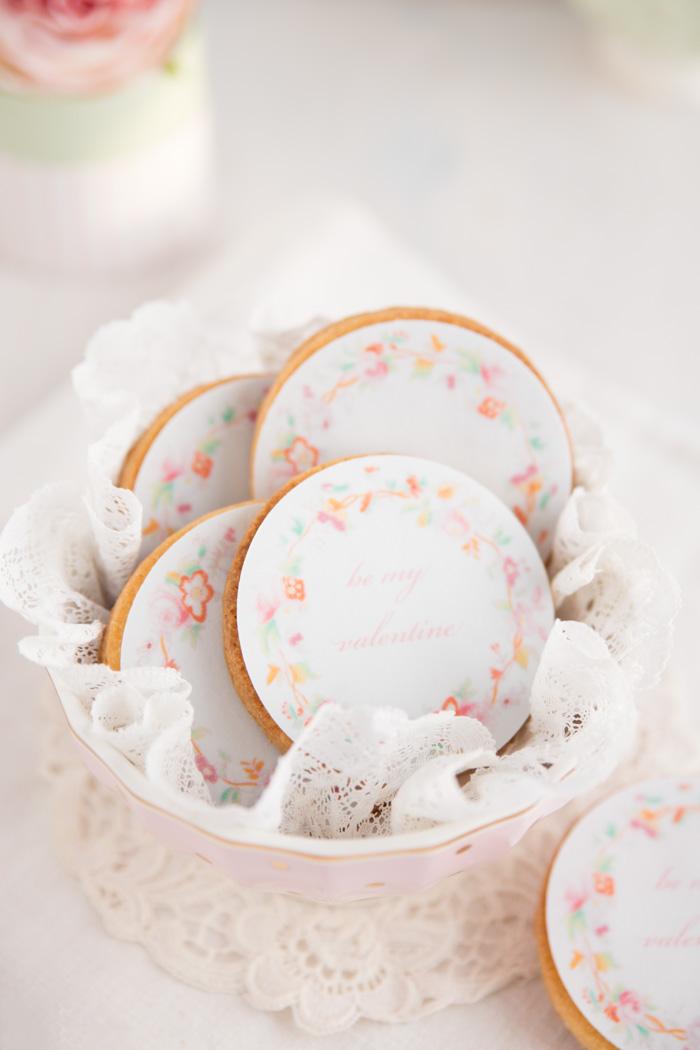 Ingwer Kekse – be my valentine♡