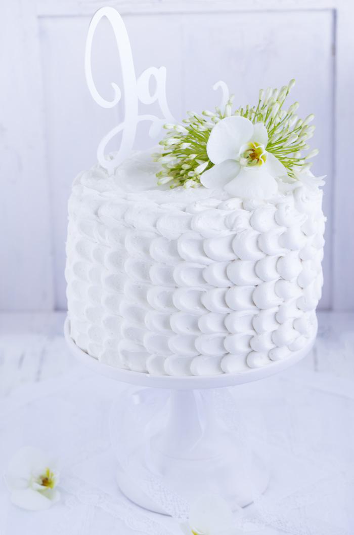 Hochzeitstorte-Buttercreme