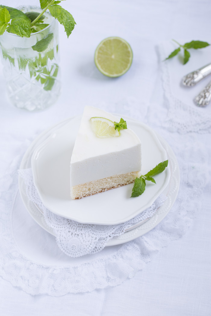 Tanqueray Mojito Cake