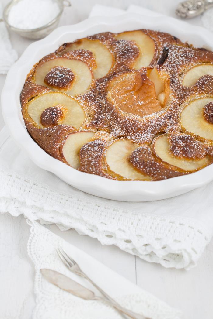 Birnenkuchen-Glutenfrei