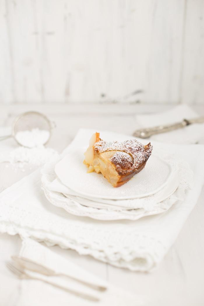 Birnenkuchen - Glutenfrei