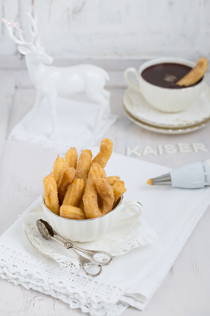 Kaiserliche Irish Cream Chocolate Churros