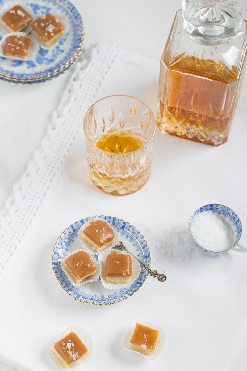 Whisky Shortbread Pralinen