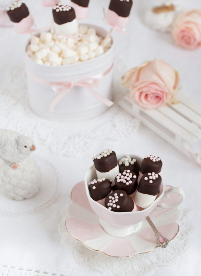 Marshmallow Schoko Snack