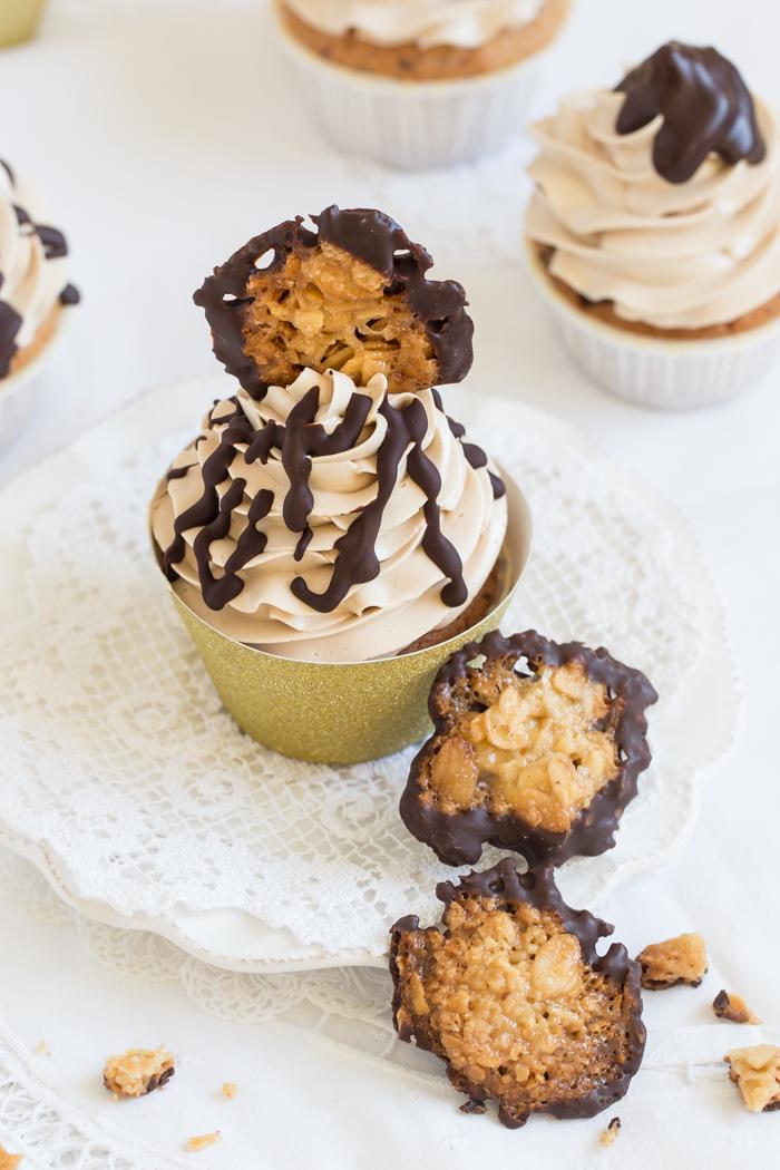 Florentiner Cupcakes