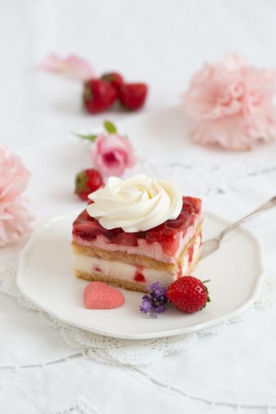 Erdbeer-Joghurt-Kuchen