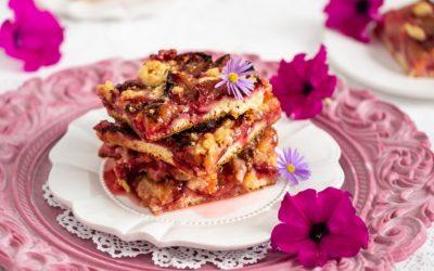 Pflaumenkuchen mit Butterstreusel