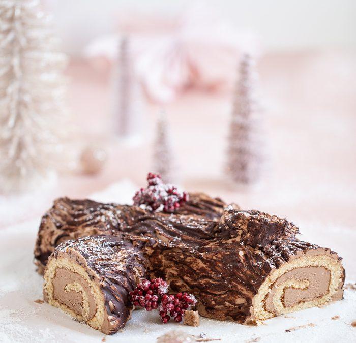 """Bûche de Noël die Dritte """"Trilogie für den schokoladigen Hoflieferanten"""""""