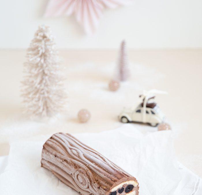 """Bûche de Noël  die Zweite """"Trilogie für den schokoladigen Hoflieferanten"""""""