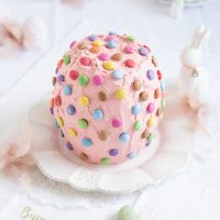 Osterei-Kuchen mit süßer Überraschung & ein zauberhafter Oster-Tipp