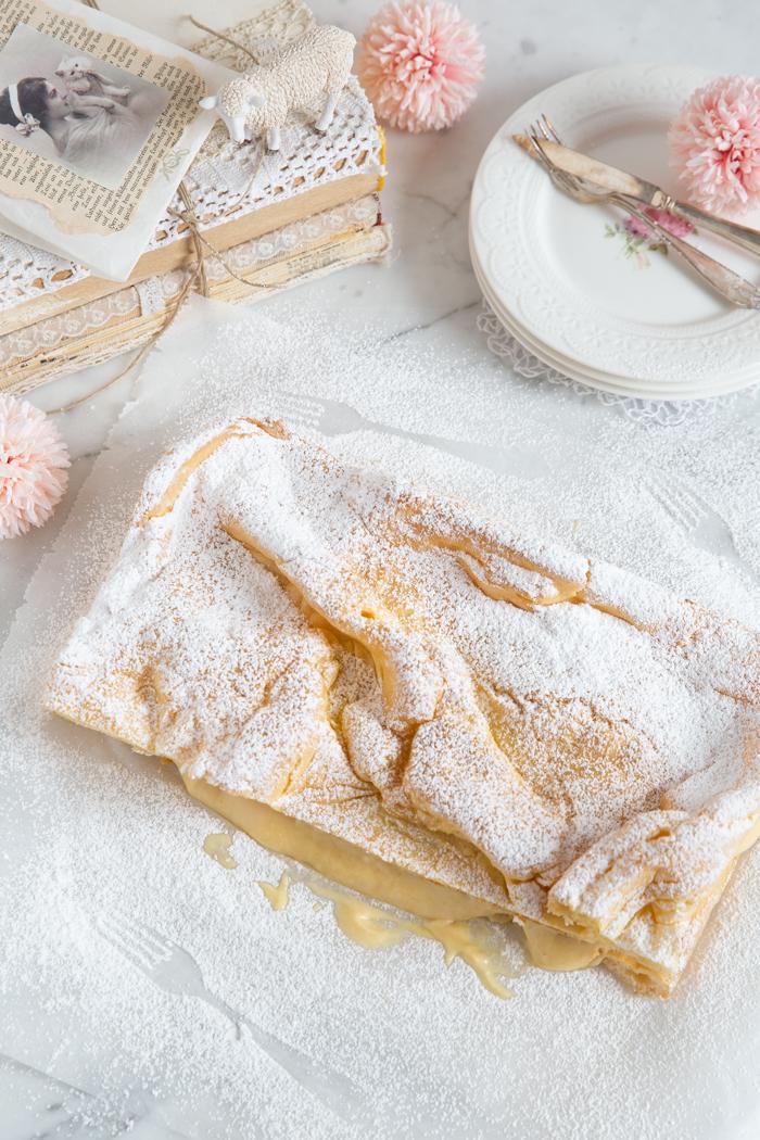 Karpatka – Polnischer Puddingkuchen