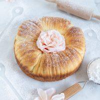 Wollknäuel-Brot [Wool Roll Bread] oder das fluffigste Hefebrot der Welt